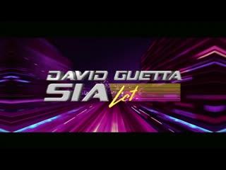 Record Music Video / David Guetta & Sia - Let's Love