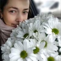 Фотография страницы Ольги Ярмошук ВКонтакте