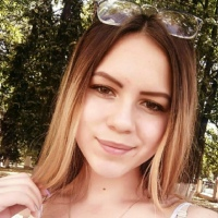 Фотография анкеты Алины Громовой ВКонтакте