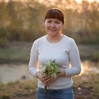 Фотография страницы Алии Илинтаевой ВКонтакте