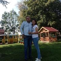 Фотография страницы Ориськи Коляды ВКонтакте