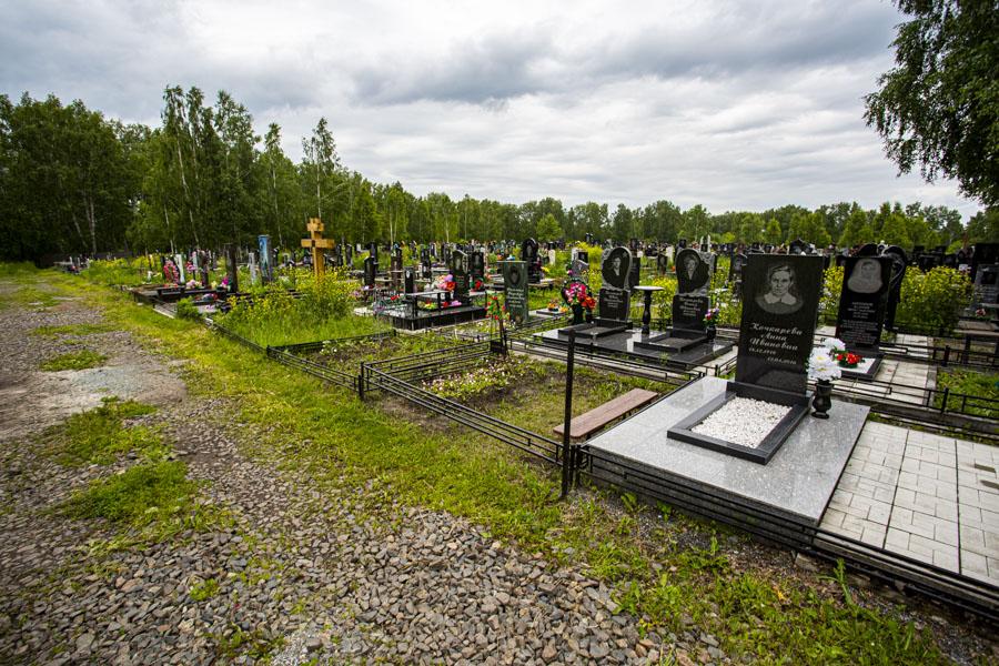 Фото В Новосибирске резко выросла смертность по сравнению с прошлым годом 2