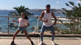 Major Lazer - Que Calor ft. J Balvin & El Alfa/Omur Abay & Sena Yılmaz New zumba Choreo/Zumba Fitnes