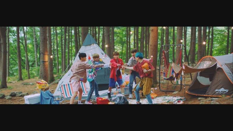 디원스(D1CE) 깨워 (Wake up) Trailer 01