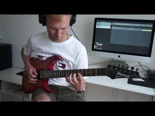 Teardrops | Joe Satriani Cover