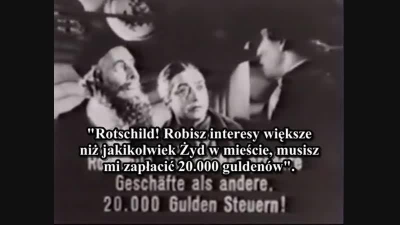 Wieczny Żyd - Fritz Hippler, część 2 z 4 (wideo)