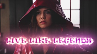 Kayla Powell [Red Riding Hood] | Live Like Legends [tell me a story]