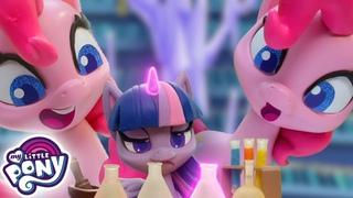 My Little Pony Deutsch 🦄 Trankparty   Knetanimation   Stop-motion   Ganze Folge