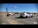 650hp BMW X6 M vs 630hp Ferrari 458 Spider Shift S3ctor