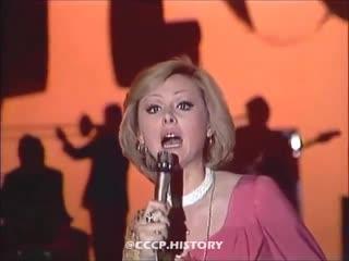 1977г. 🌪️ Наталья Селезнёва - Звенит январская вьюга. 🎶