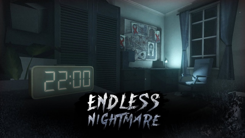 Endless Nightmare released A scary horror game on GooglePlay focus on jumpscare in the creepy house