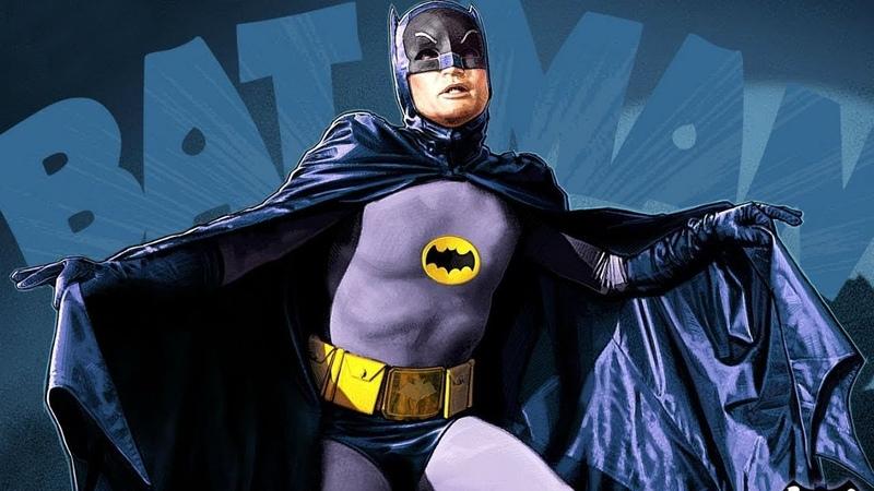 Trash O Rama Упоротый Бэтмен Сериал 1966 года Озвучено Кшиштовский