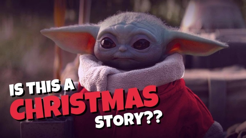 Is The Mandalorian a CHRISTMAS STORY?? 7 hints from chapter 4!