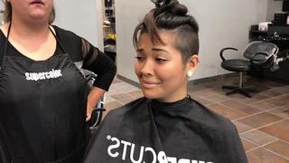 Jaleen LV: Long Hair No More!! (YT Original)