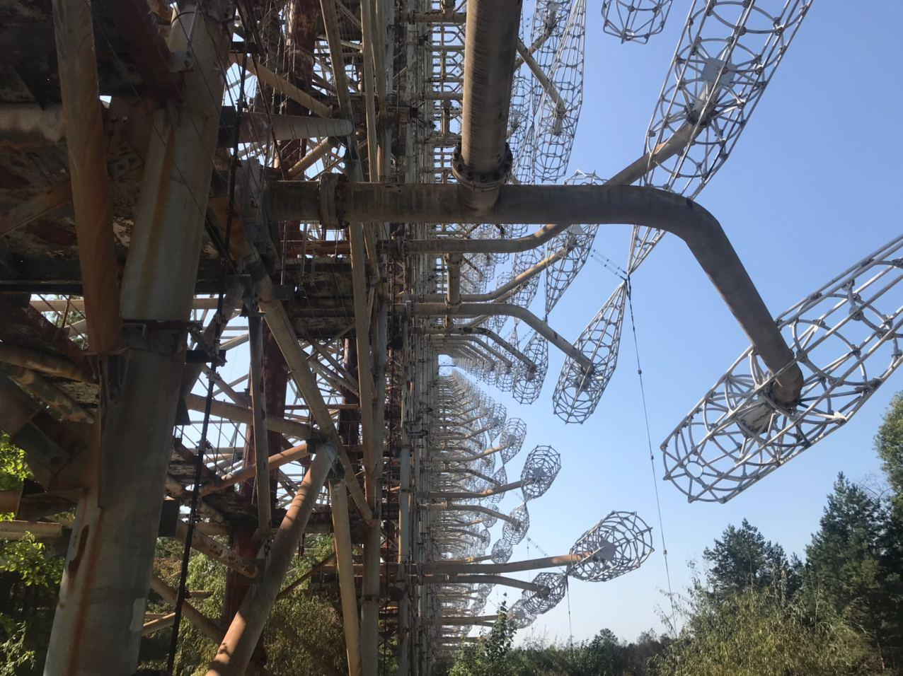 """Разработчики модификации """"Группа Стрелка"""" посетили Чернобыль"""