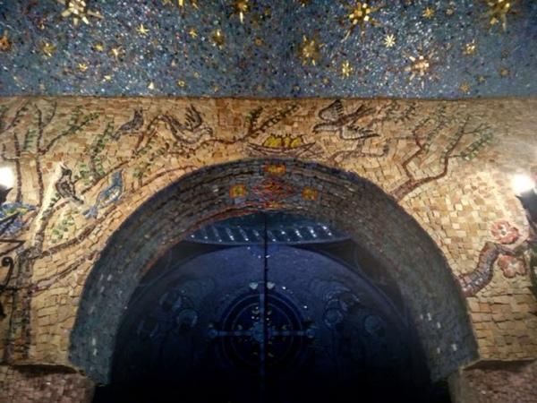 15 11 2020 Коломенский паломник в Благовещенском храме Петровского парка