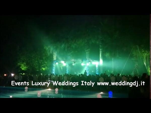 Events and Luxury Weddings in Italy www weddingdj it