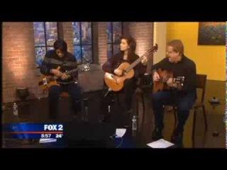 Sharon Isbin, Stanley Jordan, & Romero Lubambo - Guitar Passions Live on TV