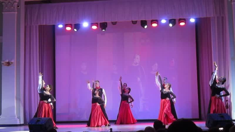 Танго АГИК Выпускной класс концерт 2019