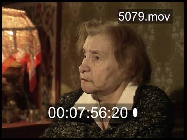 Маргарита Алигер 1915 1992 Интервью 1992 года