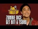 Zombie Dice, Get Bit! Tsuro: Ryan Higa, Freddie Wong, Rod Roddenberry. TableTop Ep 3
