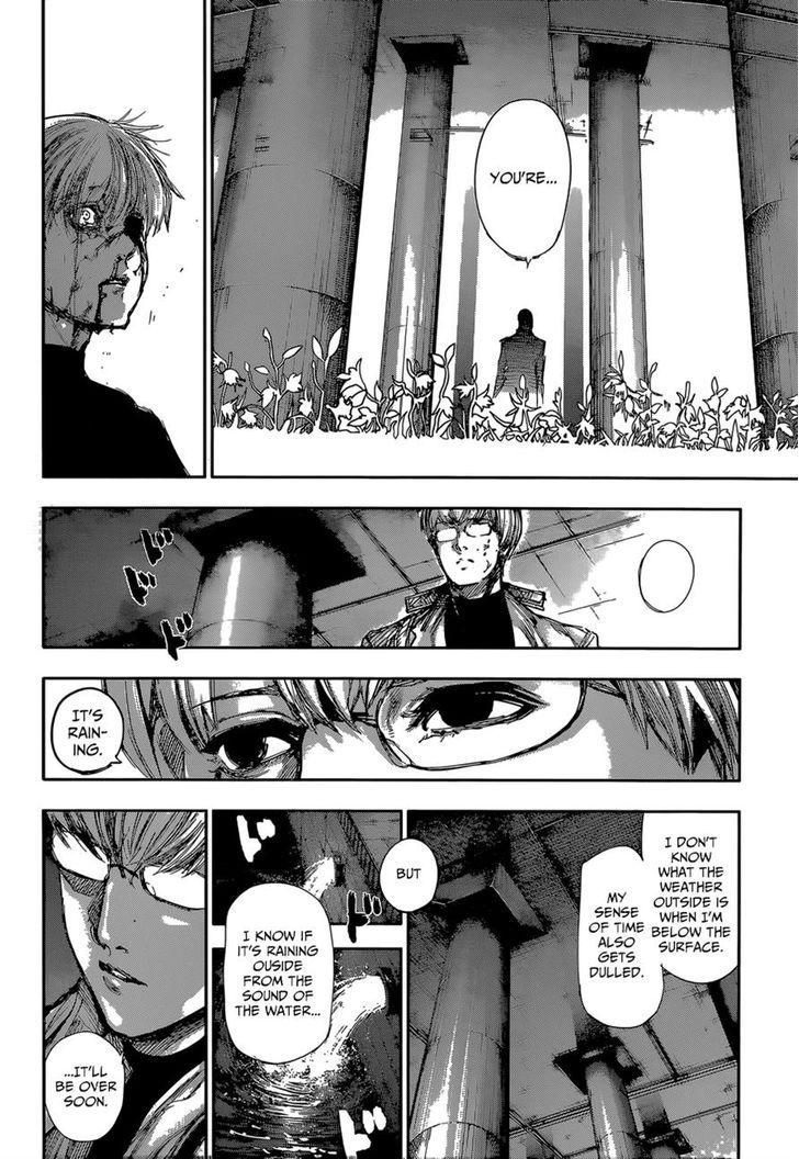 Tokyo Ghoul, Vol.14 Chapter 139 Last Work, image #9