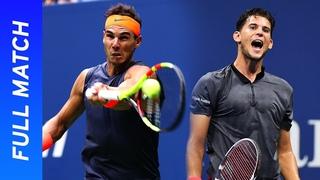 Rafael Nadal vs Dominic Thiem in an epic five-set battle!   US Open 2018 Quarterfinal