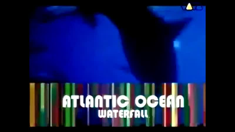 Atlantic Ocean Waterfall VIVA TV