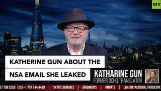 Katherine Gun speaks about the NSA email she leaked   MOATS (15)