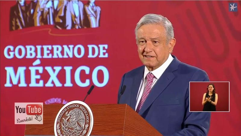🆕Conferencia AMLO 26 Marzo 2020 G 20 Avisos Importantes para México