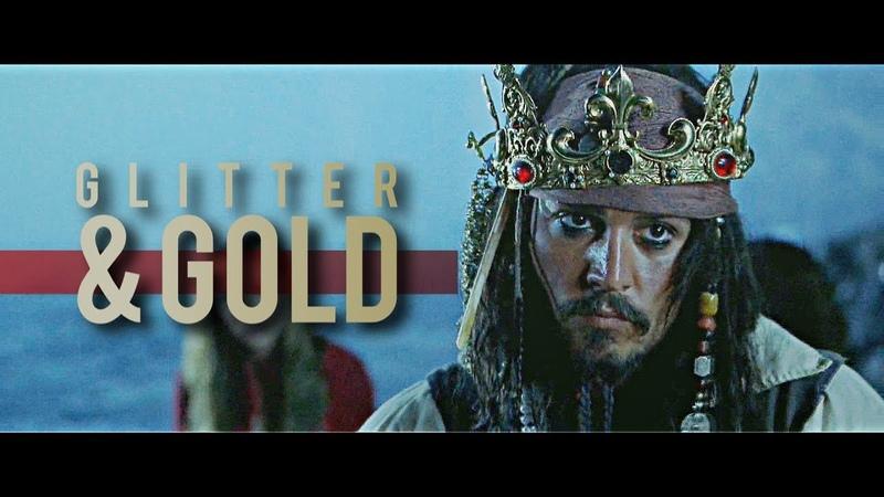 ▶ potc glitter and gold