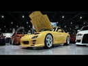 Stunning Modified Super Cars Showroom Event 変更されたスーパーカー