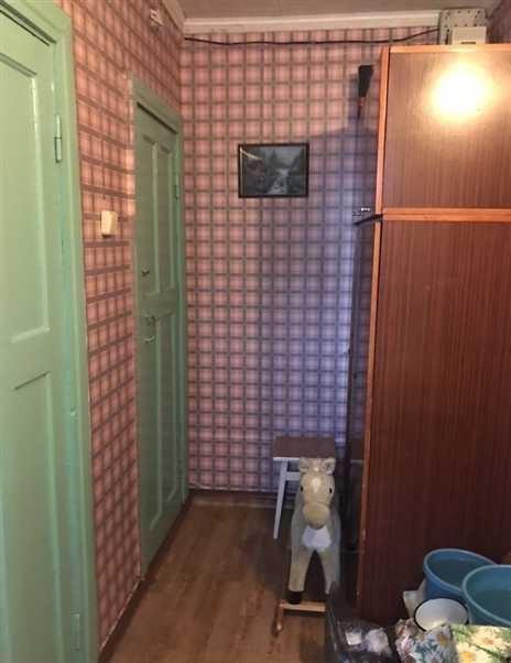 квартира в деревянном доме Цигломень 2-й Рабочий