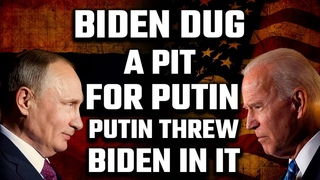 In the game of wits, Putin has outsmarted Biden like a pro