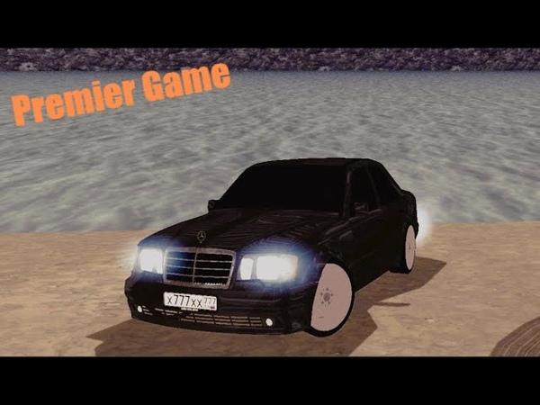 Premier Game Не большая прогулка на прикольном автомобиле Drift