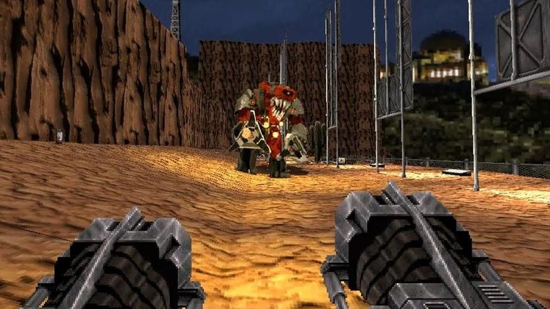 Duke Nukem XX Anniversary World Tour 05 Hollywood Inferno Final
