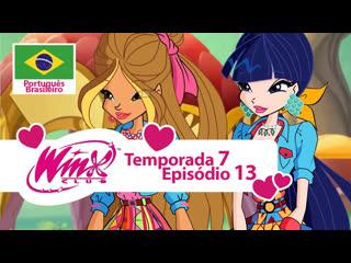 O Clube das Winx: Temporada 7, Episódio 13 - «O Segredo do Unicórnio» (Português Brasileiro)
