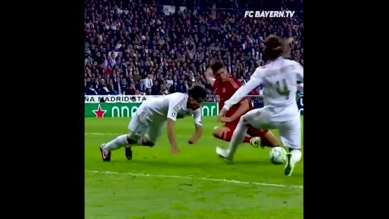 Реал - Бавария | Полуфинал 2012