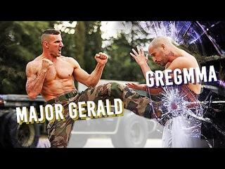 Le Major Gerald BRISE GregMMA