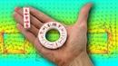 🌑 МАГНИТНАЯ СБОРКА ХАЛБАХА для Вечного двигателя на 3D принтере Halbach Array Игорь Белецкий