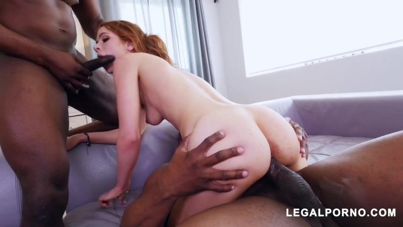 Hard Core Anal Threesome