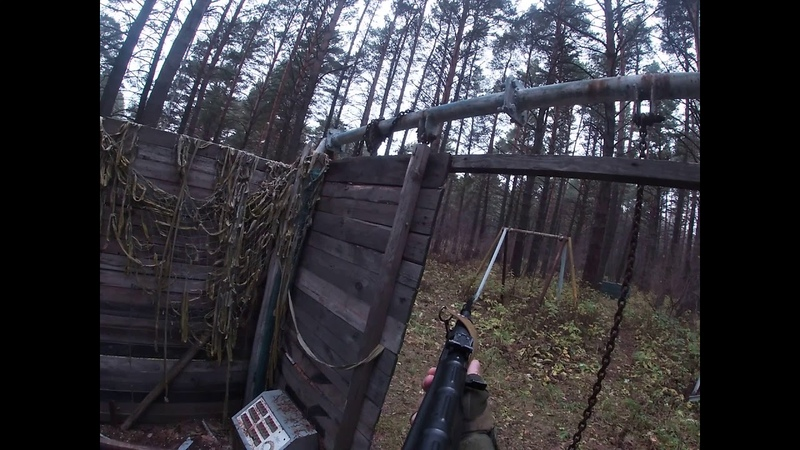 This is Airsoft Страйкбол Кемерово Полигон Застава